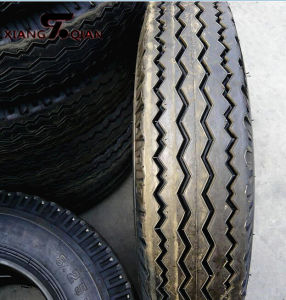600-14 Lug/Rib Front Tractor Tyre pictures & photos