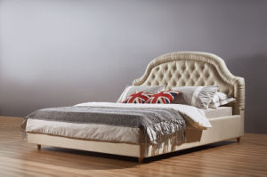 Home Furniture, Modern Bed, Fabric Bed (A09) pictures & photos