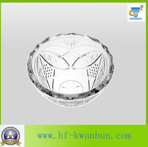 High-Quality Medium Round Glass Bowl Glassware Kb-Hn0212 pictures & photos