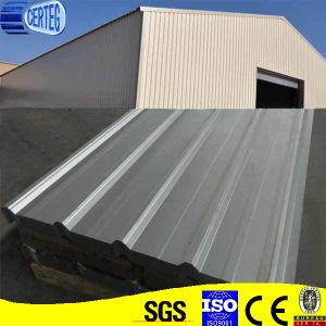 Warehouse Roof Use Durable Galvalume Steel Sheet (YX28-207-828) pictures & photos