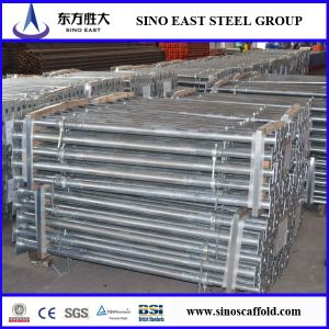 Adjustable Steel Scaffolding Post Shoring Prop/Adjustable Steel Scaffolding Props and Formworks pictures & photos