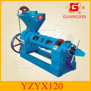 Soybean Oil Press Machine Soya Seed Oil Expeller (YZYX 120) pictures & photos