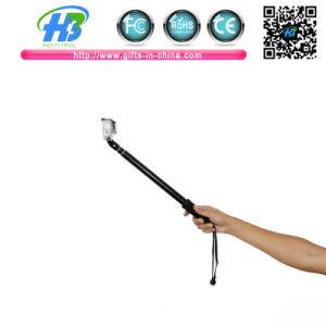 Free Sample, Extensible Camera Monopod Selfie Stick 45-100 CM for Gopro Hero 4 Go PRO Hero 3 3+