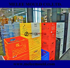 Plastic Milk Crate Cabinet Mould pictures & photos