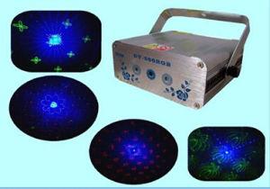 RGB 3 Color Laser Lamp (Grating Animation)