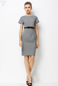 2016 Fashion Ladies Formal Office Women Pencil Dress pictures & photos