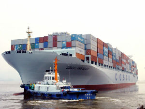 China Container Trailer Logistics Shipping to Gothenburg