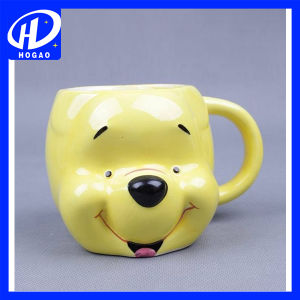 3D Cartoon Creative Animal Ceramic Mug Coffee Mug Tea Cup Cute Birthday Present pictures & photos
