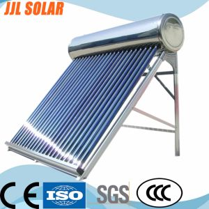 Water Heater Application and Pressurized Type Heat Pipe Vacuum Tube Solar Water Heater pictures & photos
