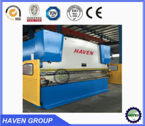 WC67Y Series Hydraulic Press brake with CE Standard, SGS pictures & photos