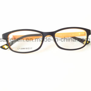 Latest Fashion High Quality Tr90 Oval Round Reading Glasses Frame pictures & photos