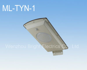 All in One Integration LED Solar Street Light From China Manufactory Ml-Tyn-1 Series pictures & photos