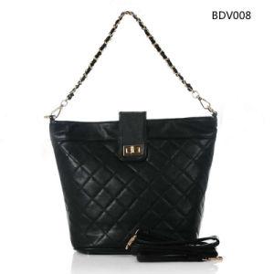 2016 New Han Edition Handbag, Bucket Shape fashion Ladies Bag (BDM008) pictures & photos