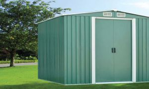Garden Shed for Storage with Good Aluminum Frame pictures & photos
