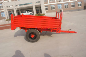 2 Ton Tipping Trailer (7C-2) , Tractor Trailer pictures & photos