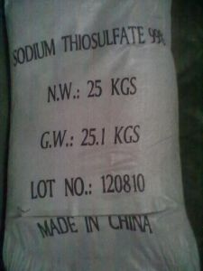 Sodium Thiosulfate pictures & photos
