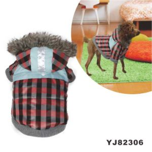 Dog Winter Clothes, China Wholesale (YJ82306) pictures & photos