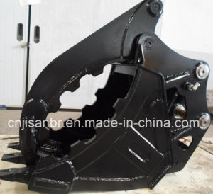 Hot Sale Fixed Grab Bucket Dlks10 for Sany New Holland Excavator in 24-30 T pictures & photos