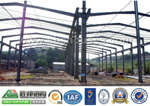 Prefab Steel Workshop with International Quality Certification pictures & photos