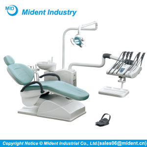 Economic Dental Unit with LED Operated Light pictures & photos