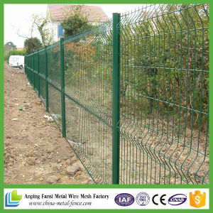 Powder Coated 2X2.5m Wire Mesh Fence pictures & photos