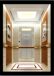 High Quality Passenger Elevator with Machine Room pictures & photos