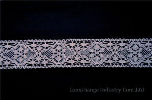 New Style Crochet Lace for Garment pictures & photos