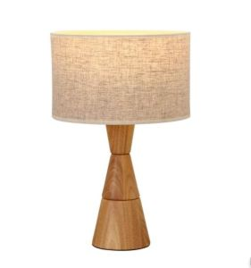 Wood Table Lamp (WHT-056) pictures & photos