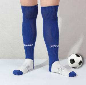 New Model High Grand Pile Loop Football Moisture Absorption Anti-Slip Kneecap Men′s Sport Stockings pictures & photos