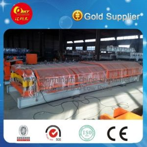 China Cold Roll machine, Metal Tiles Producing Line pictures & photos