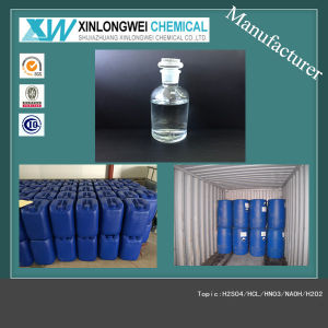 Sodium Hydroxide Solution 50% // 48% // 40% // 32% // 30% pictures & photos