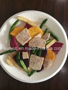 Vacuum Frying Mixed Vegetables Chips pictures & photos