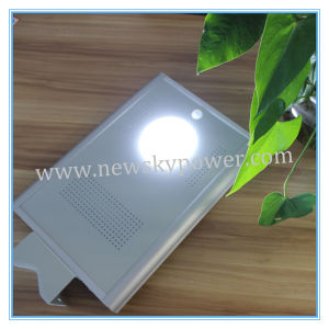 All in One Motion Sensor Solar Garden Light (12W) pictures & photos