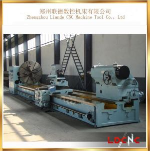 Hot Sale Low Price Heavy Horizontal Metal Lathe Machine C61400 pictures & photos