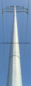 Steel Tapered Tubular Pole