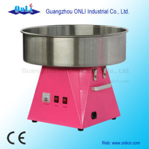 Kitchen Equipment Candy Floss Machine pictures & photos