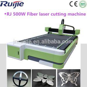 Fiber Metal Cutting Machine Laser Cutting Metal 500W (RJ1530) pictures & photos