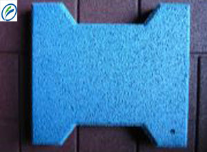 High Quliaty Solid Color Horse Floor Rubber Paver