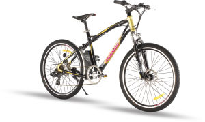 "CE Approved 26"" Electric Mountain Bike (LWEB-L2609) pictures & photos"