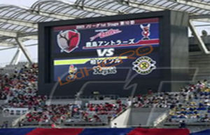 LED Board Used in Stadium (pitch 10mm) pictures & photos