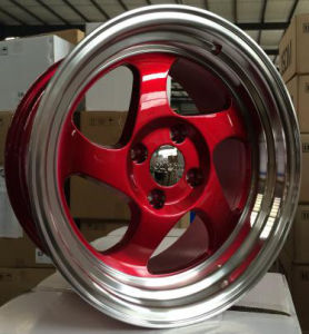 Shiny Chrome Car Wheels Alloy Rim pictures & photos