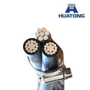 Low Voltage Aluminum Conductor 3X50+54.6+2X16 mm2 ABC Cable pictures & photos