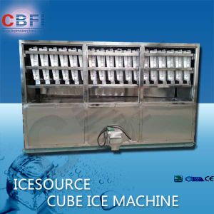 Best Quality Edible Ice Cube Making Machine pictures & photos