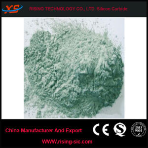 Silicon Carborundum Powder Refractory Raw Material pictures & photos