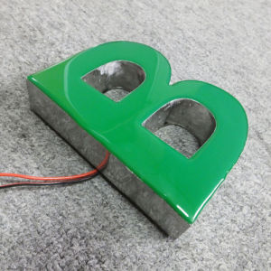 High Brightness Epoxy Resin for Channel Green Letter pictures & photos