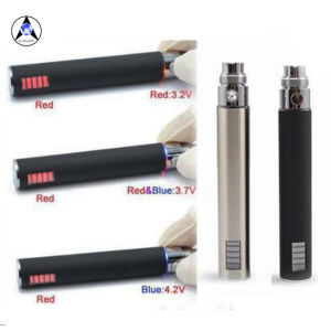 Health Smoking Variable Voltage E Cigarette EGO VV Mod 650/900/1100mAh