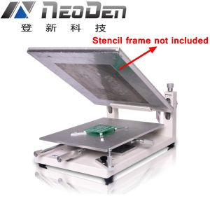 SMT Stencil Printer/ Solder Paste Printer Pm3040 pictures & photos