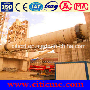 High Capacity 180~10000 T/D Dry Process Cement Rotary Kiln pictures & photos