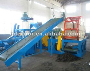 Used Tyre Recycling Plant Waste Tire Recycling Plant pictures & photos
