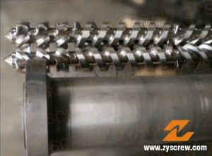 Cincinnati Parallel Twin Screw Barrel for PVC pictures & photos